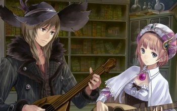 Anime - Atelier Totori Wallpapers and Backgrounds ID : 175357