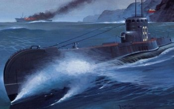 Military - Submarine Wallpapers and Backgrounds ID : 175927