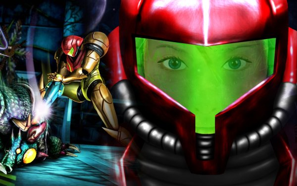 Video Game Metroid: Other M HD Wallpaper   Background Image