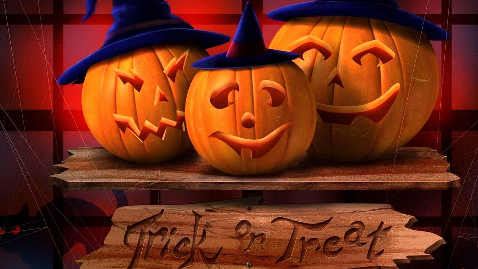 holiday halloween wallpaper - Halloween Holiday