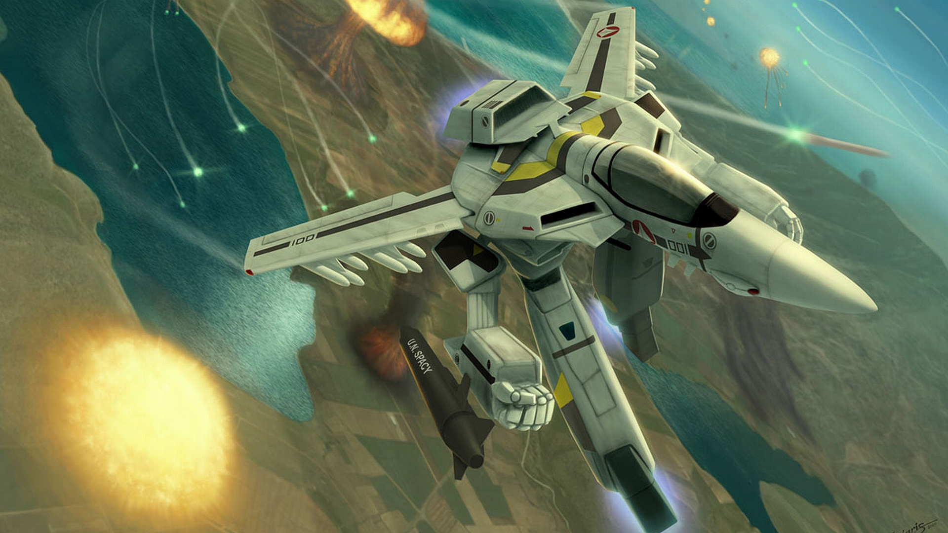 Macross full hd wallpaper and background image 1920x1080 - Robotech 1080p ...