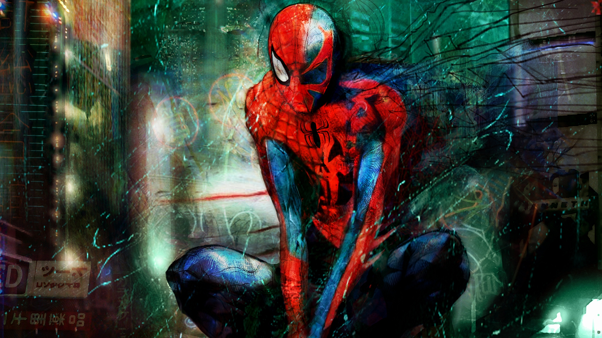 Comics - Spider-Man Wallpaper