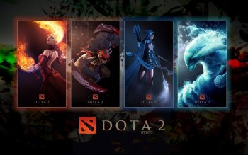 Video Game - Dota Wallpapers and Backgrounds ID : 176067
