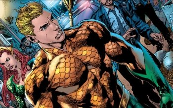 Comics - Aquaman Wallpapers and Backgrounds ID : 176389
