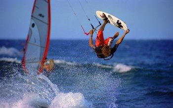 Deporte - Windsurfing Wallpapers and Backgrounds ID : 176795