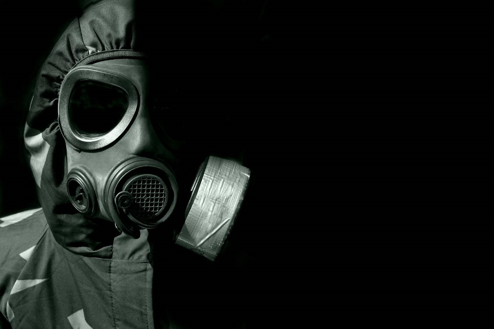 Gas Mask Wallpaper And Background Image 1698x1131 Id178609