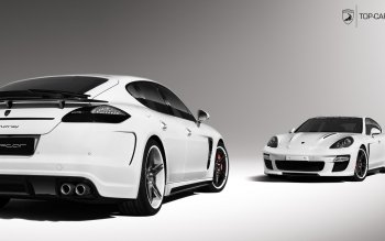 Vehicles - Panamera Turbo Wallpapers and Backgrounds ID : 178087