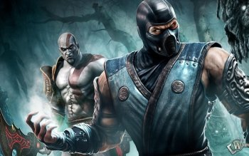 Video Game - Mortal Kombat Wallpapers and Backgrounds ID : 178135