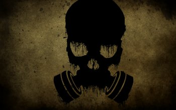 Dunkel - Gas Masken Wallpapers and Backgrounds ID : 178585