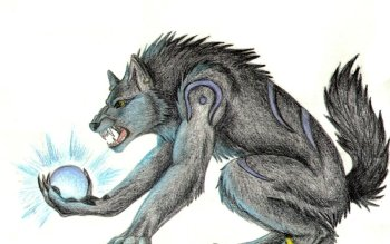 Donker - Werewolf Wallpapers and Backgrounds ID : 178647