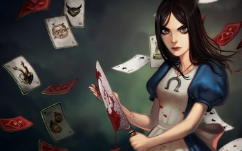 Video Game - Alice Madness Returns Wallpapers and Backgrounds ID : 178757