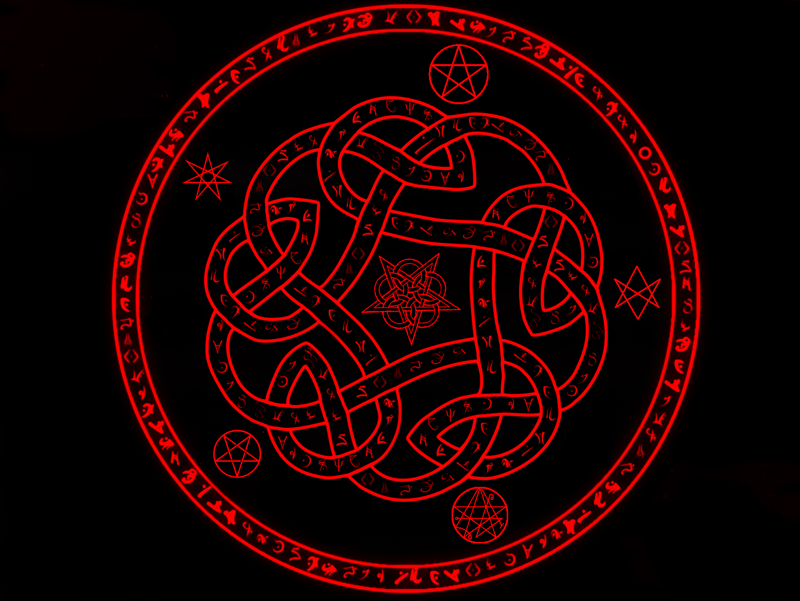 Dark - Occult Wallpaper
