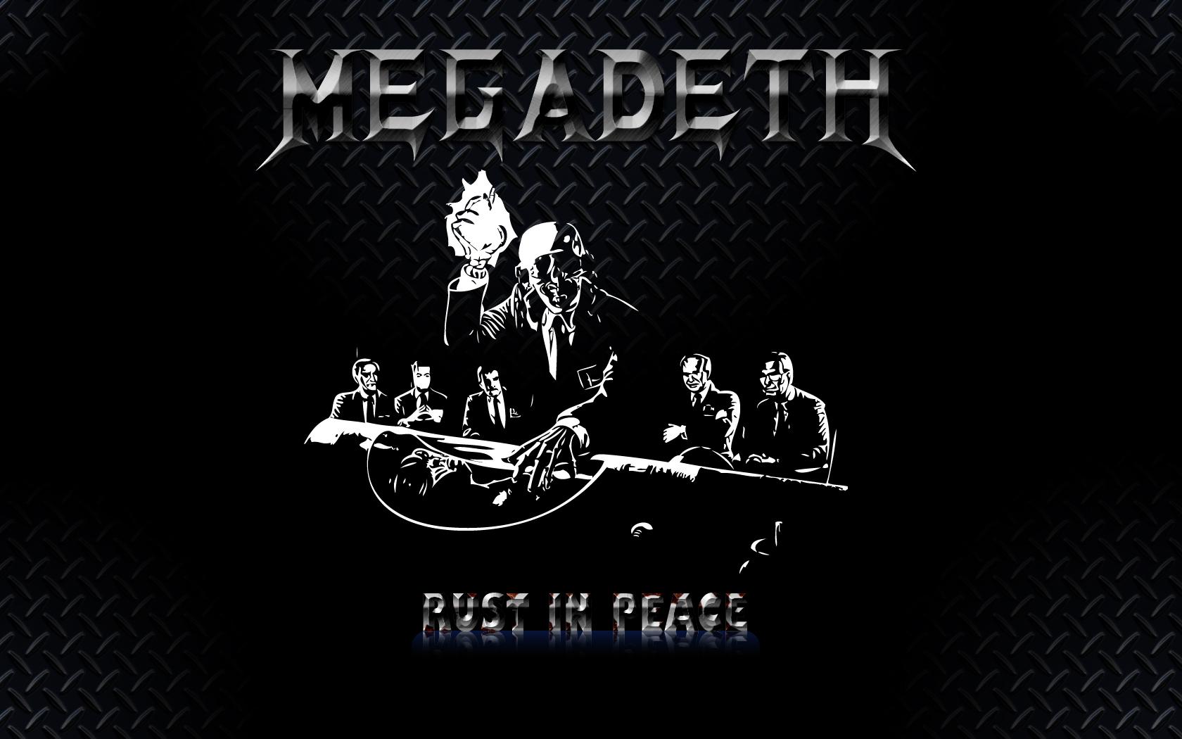Megadeth Fondo De Pantalla And Fondo De Escritorio