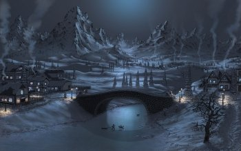 Artistisk - Winter Wallpapers and Backgrounds ID : 179265