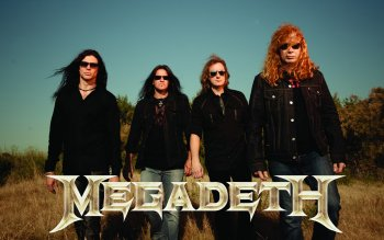 Music - Megadeth Wallpapers and Backgrounds ID : 179845