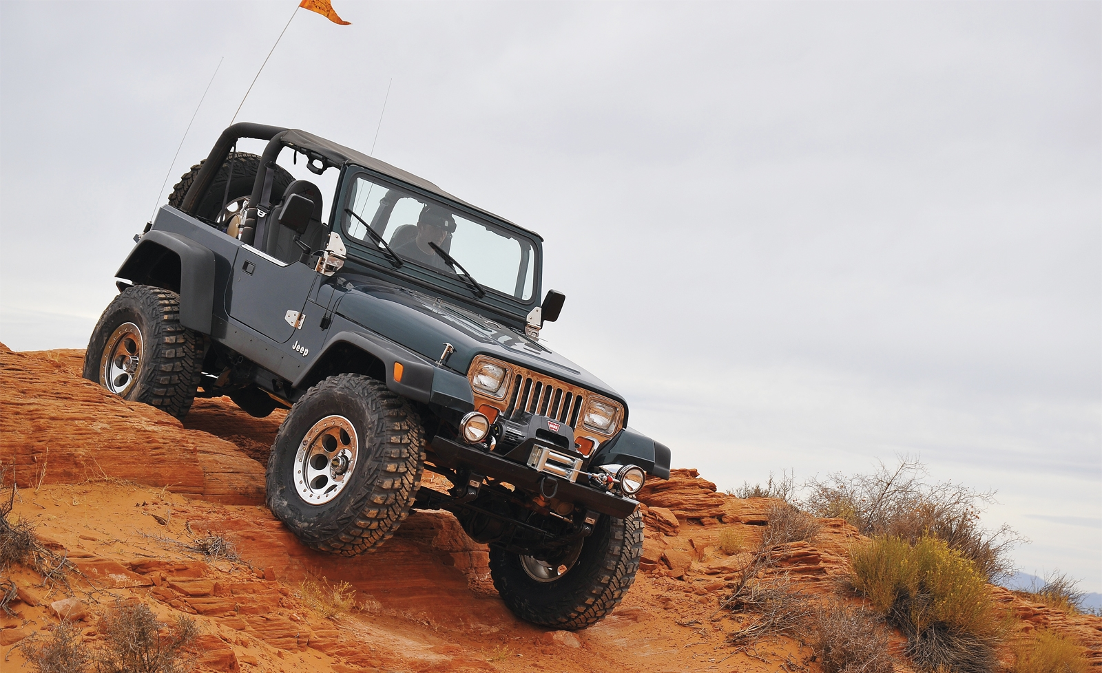 Jeep Wallpaper And Background Image 1600x978 Id 180879