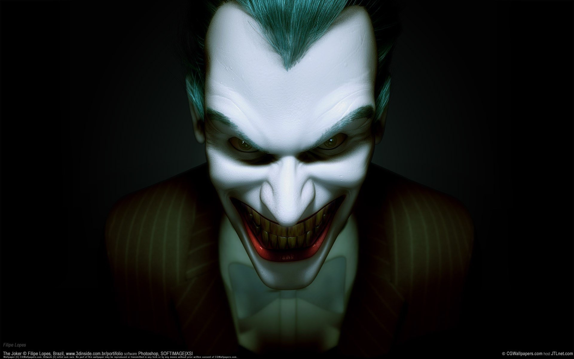 Comics - Joker  Comics Wallpaper