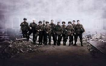 Televisieprogramma - Band Of Brothers Wallpapers and Backgrounds ID : 180369