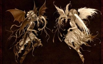 Fantasy - Angel Wallpapers and Backgrounds ID : 181597