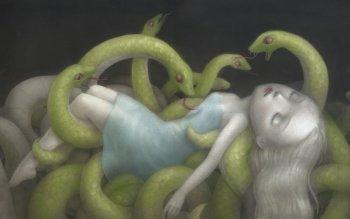 1 Wallpapers By Nicoletta Ceccoli Incubi Celesti