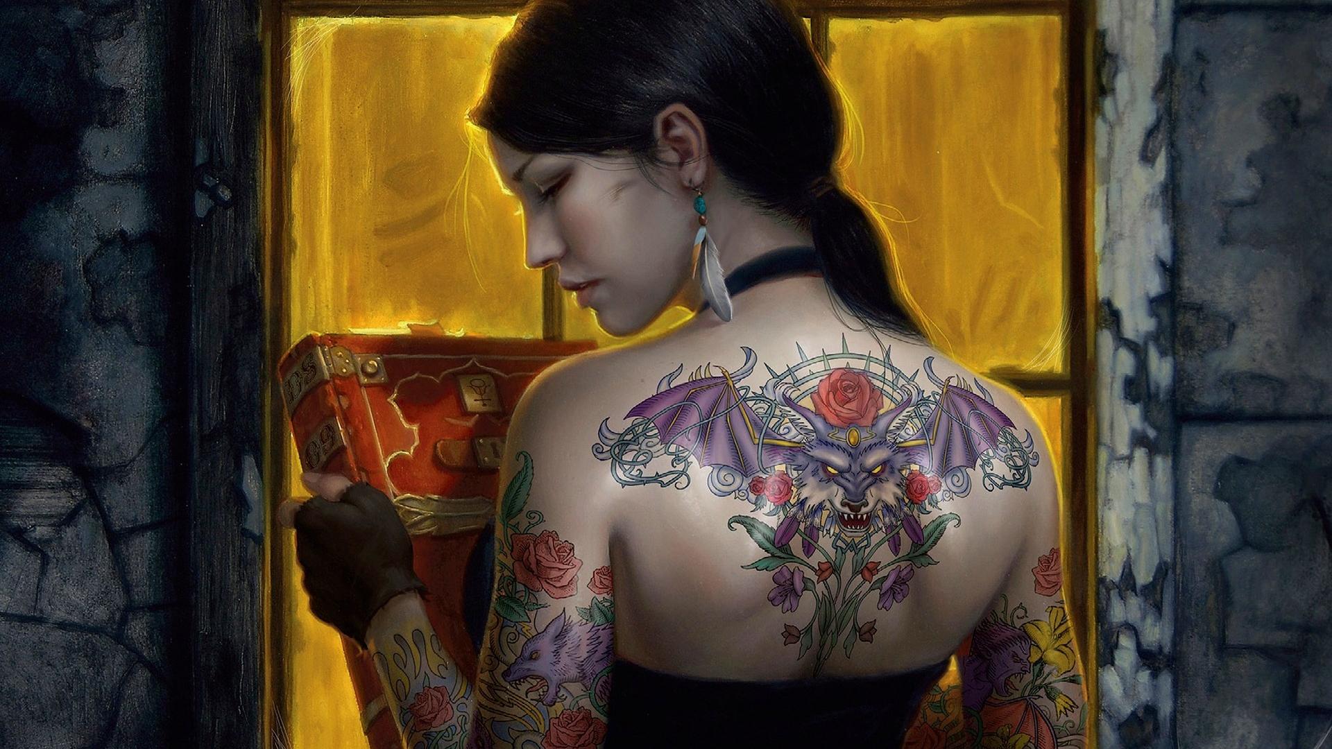 Tattoo Computer Wallpapers, Desktop Backgrounds