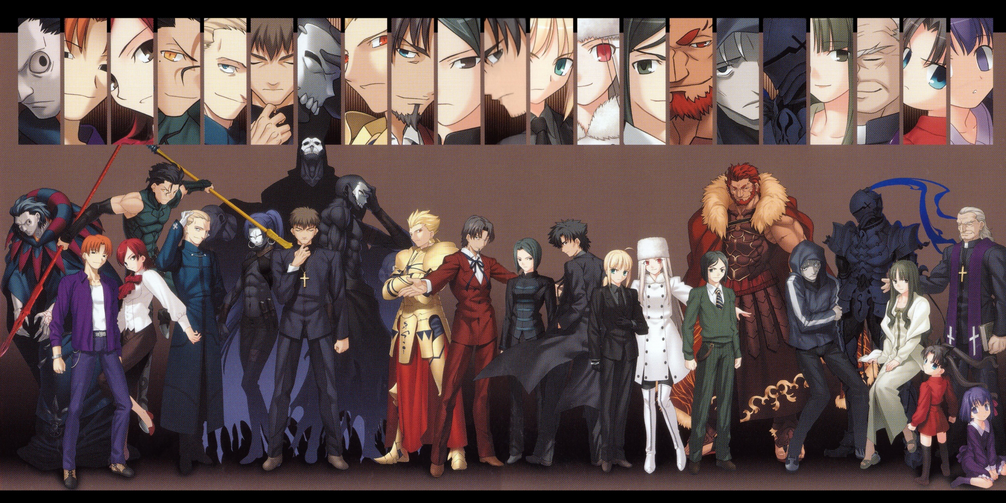 Anime Characters Named Zero : Fate zero wallpaper and background id