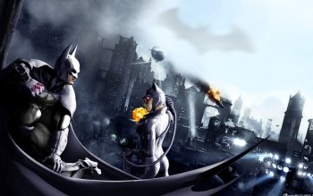 Video Game - Batman Wallpapers and Backgrounds ID : 182097