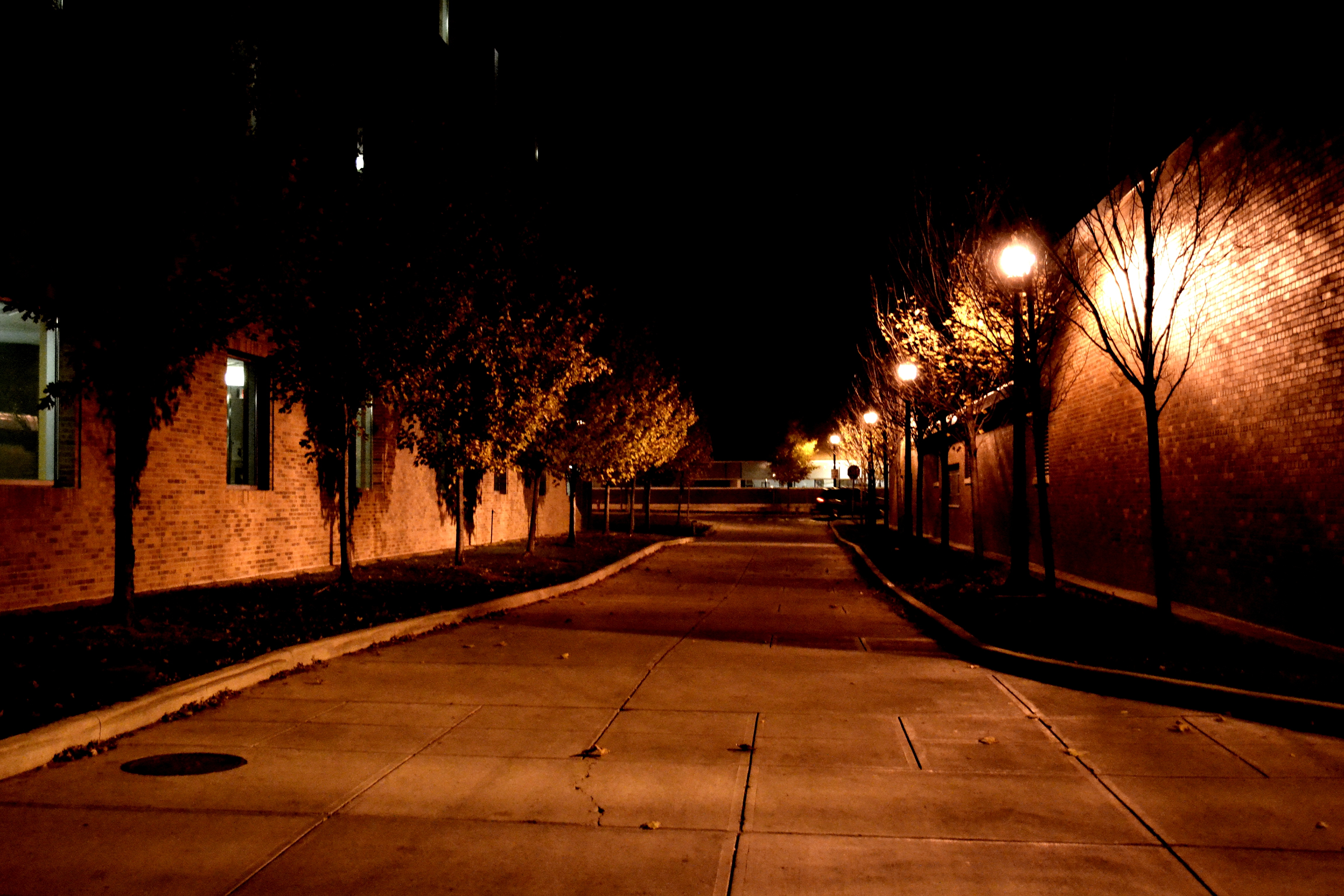 University alley fonds d 39 cran arri res plan 4608x3072 for Fond ecran uni