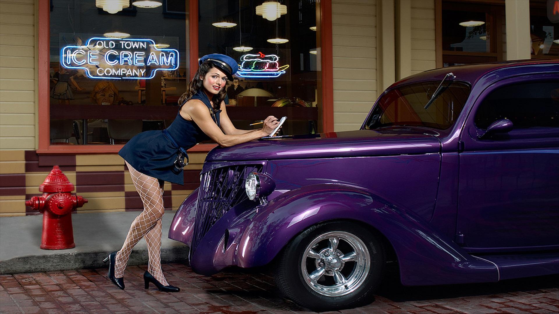 Rolls royce old cars desktop wallpaper