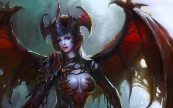 Fantasy - Demon Wallpapers and Backgrounds ID : 183717
