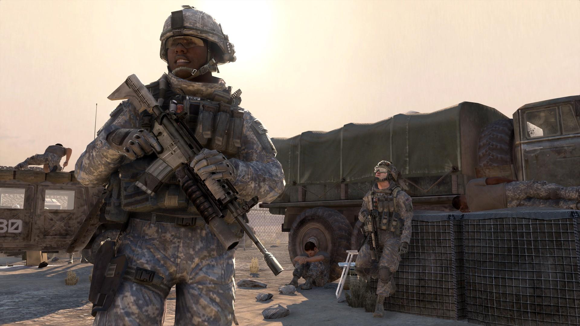 Video Game - Call Of Duty: Modern Warfare 2  Wallpaper