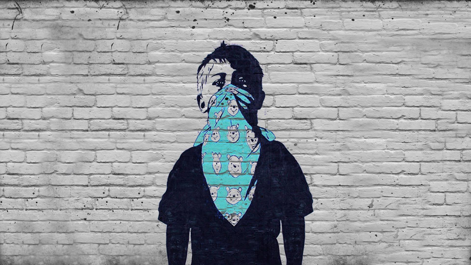 Graffiti Full HD Wallpaper And Background Image