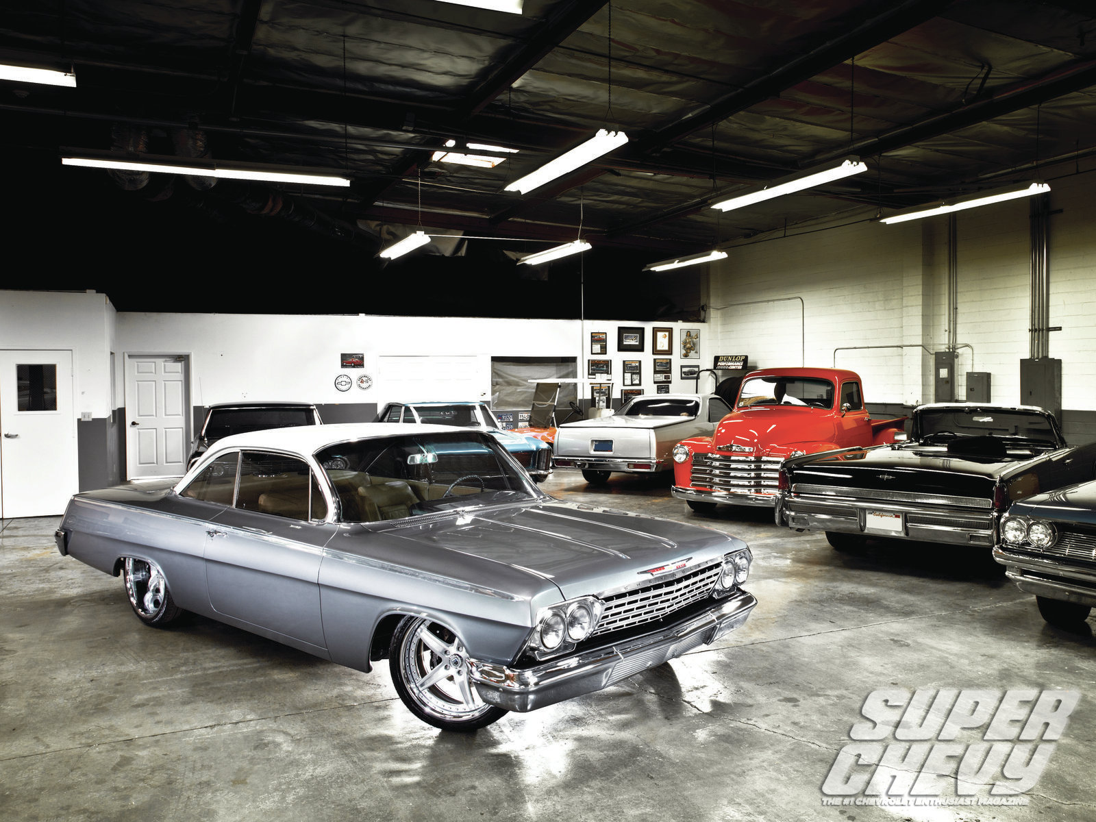 Vehicles - Chevrolet  Wallpaper