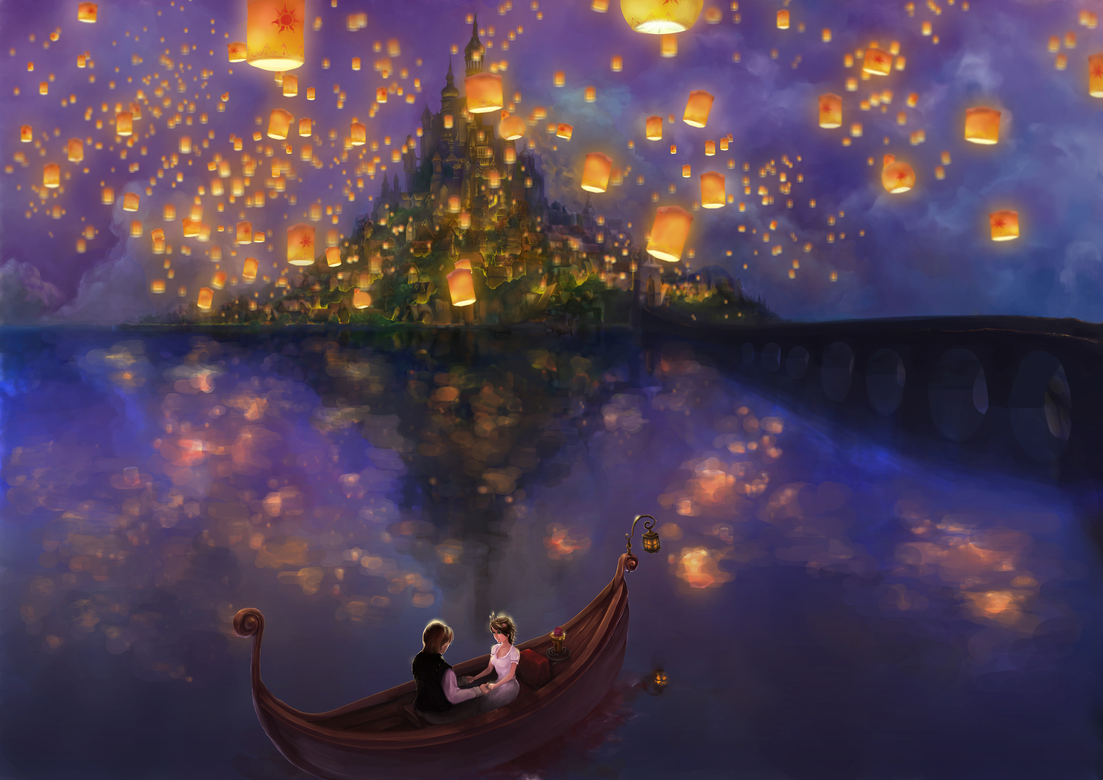 79 Tangled HD Wallpapers