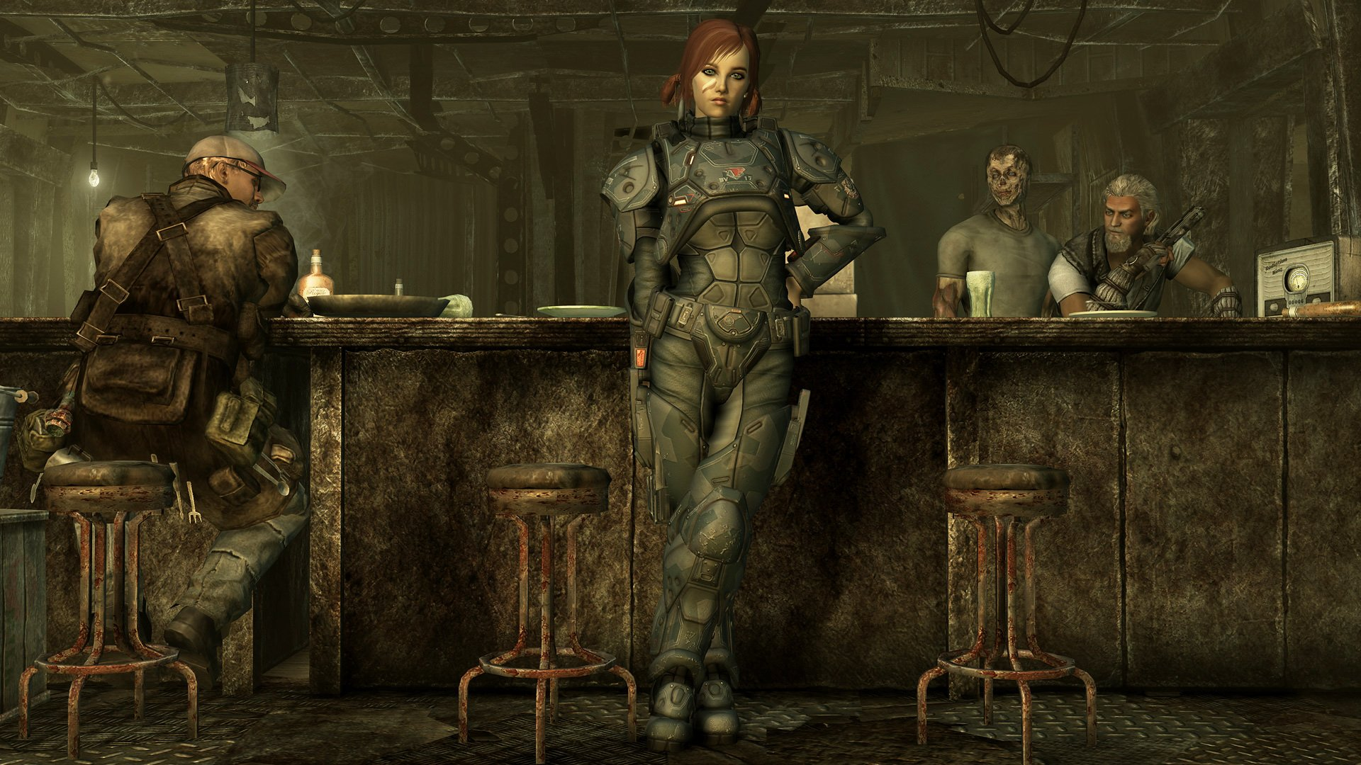 Fallout HD Wallpaper   Background Image   1920x1080   ID ...