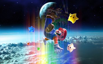 Video Game - Super Mario Galaxy Wallpapers and Backgrounds ID : 184369