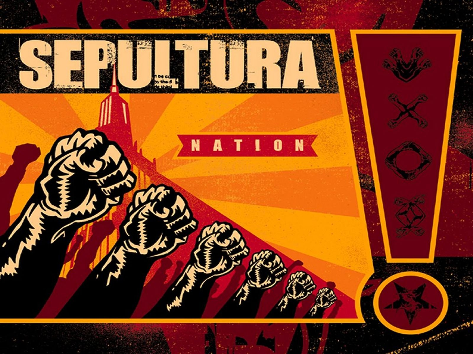 Music - Sepultura Wallpaper