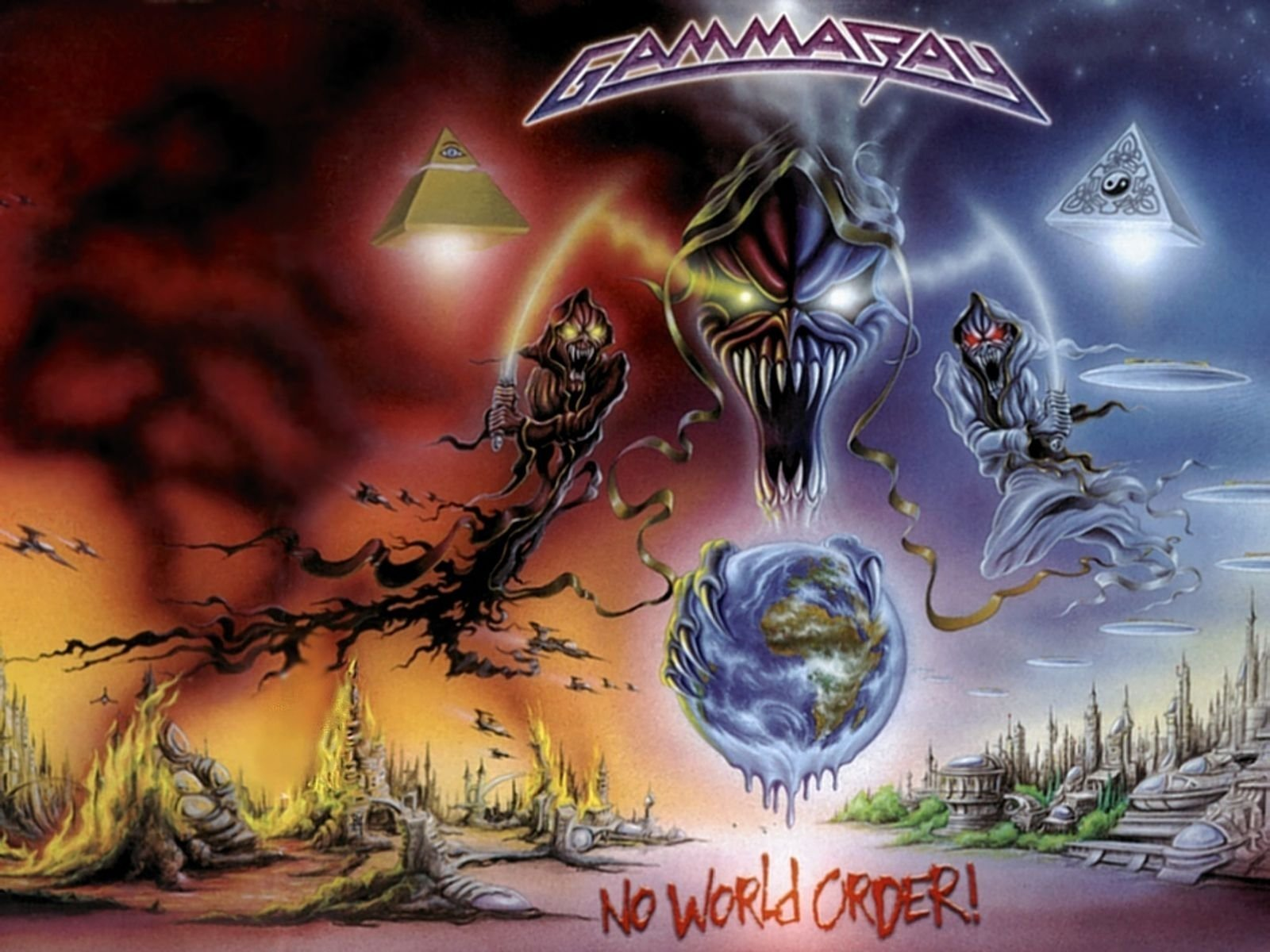 Gamma Ray Wallpaper And Background Image 1600x1200 Id185127