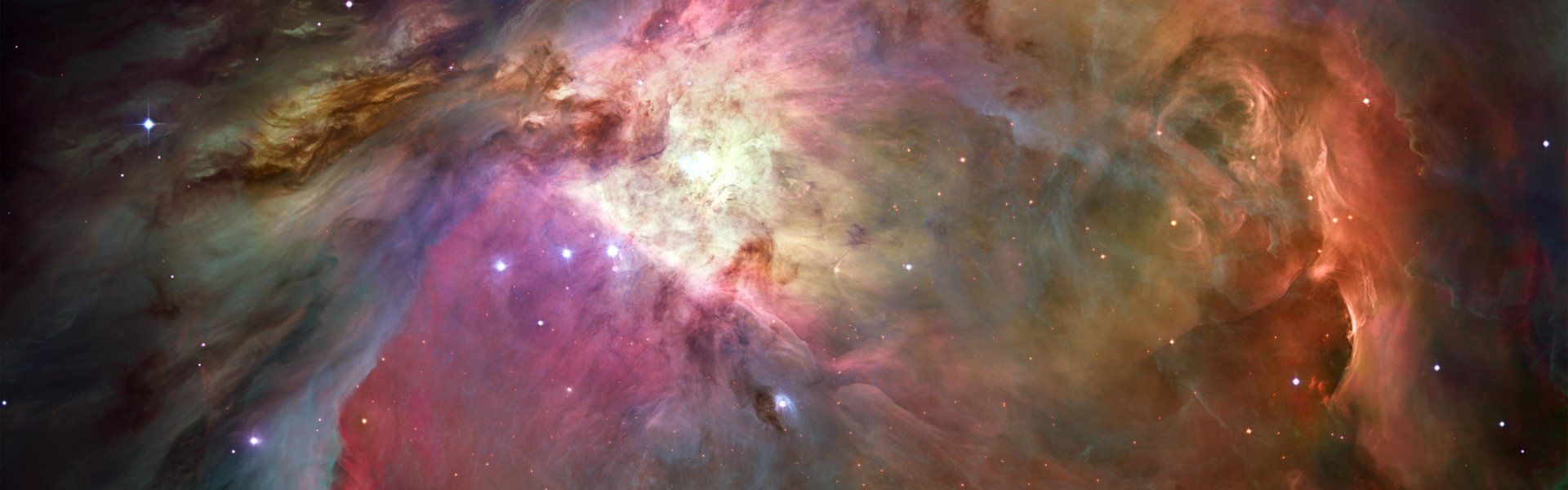 Sci Fi - Nebula  Space Orion Nebula Wallpaper