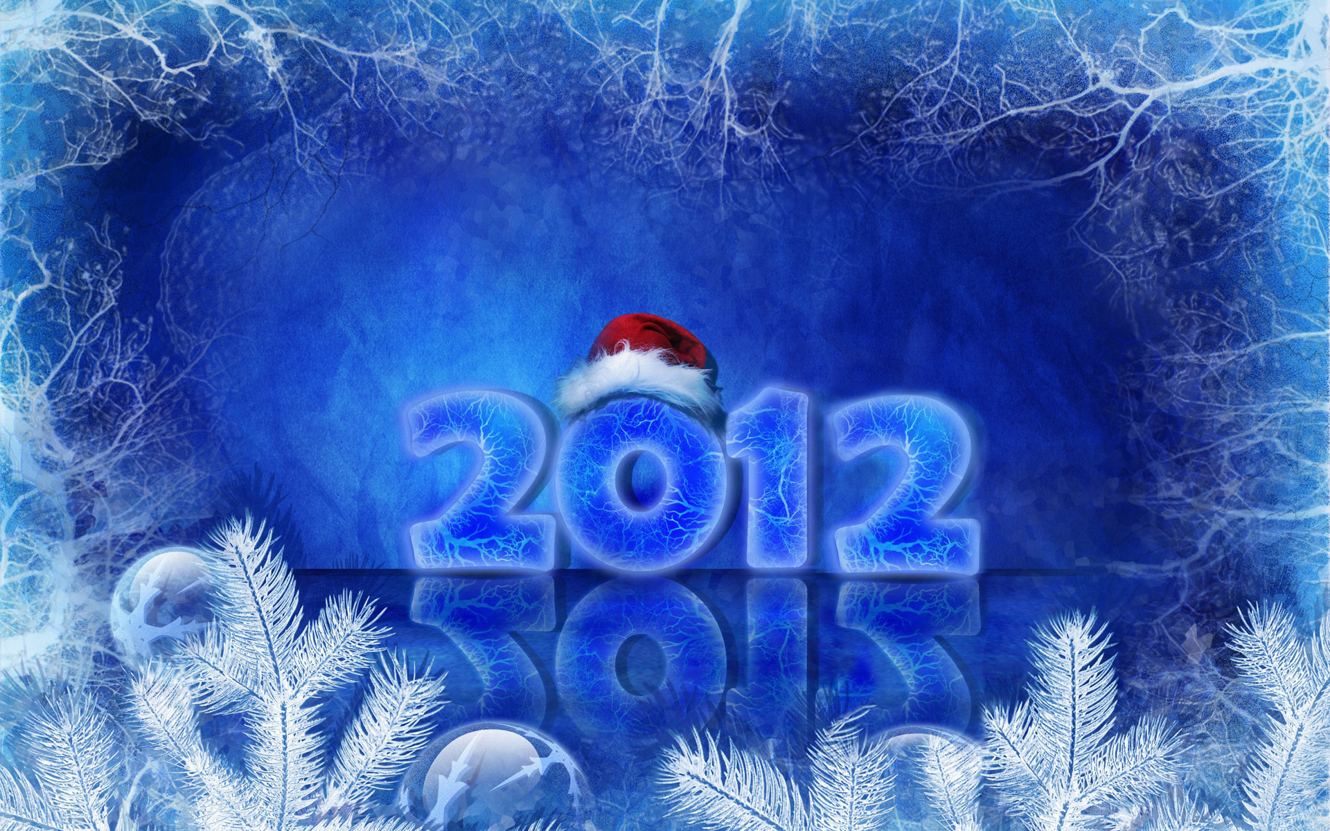 Holiday - New Year Wallpaper