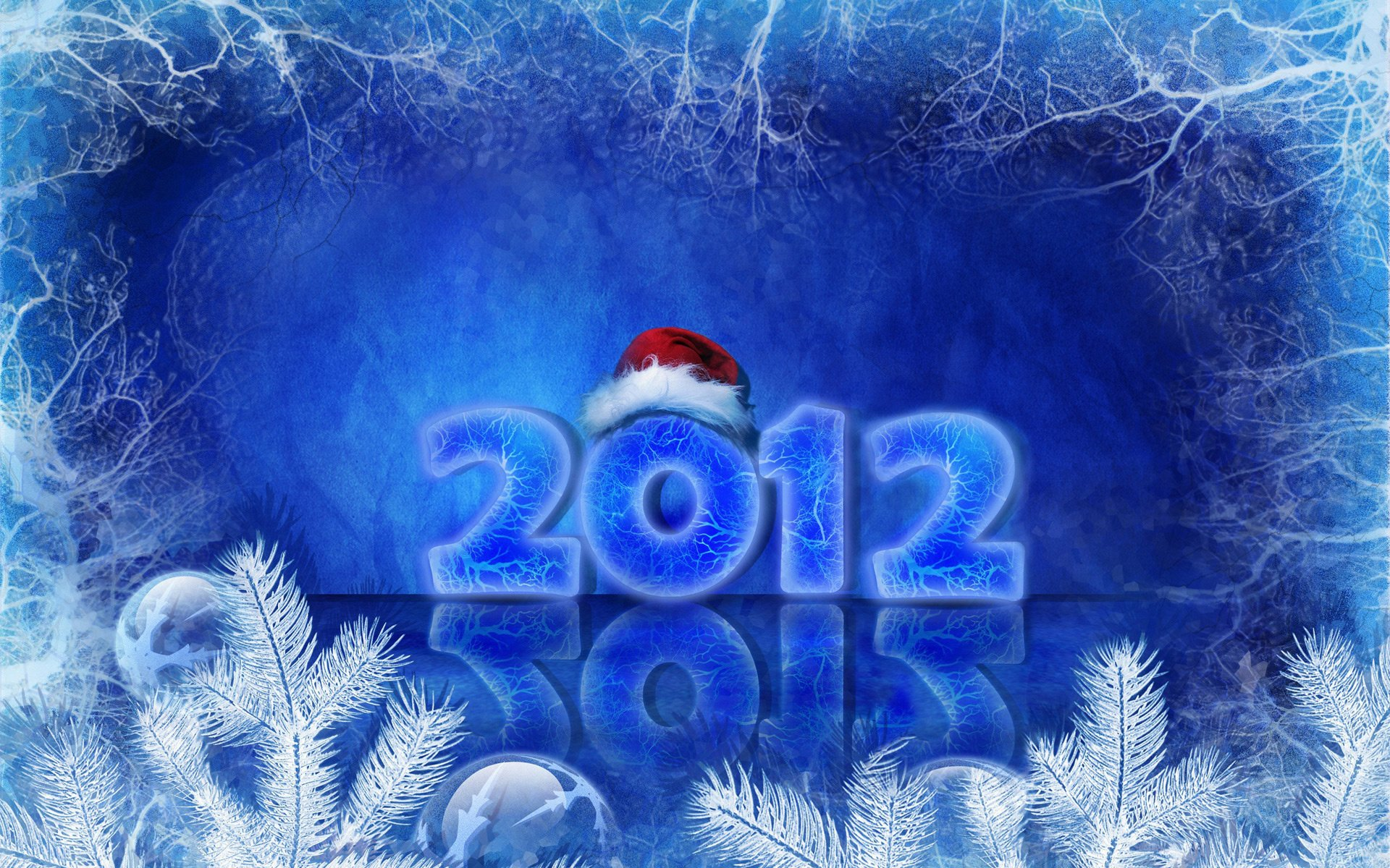 Holiday - New Year 2012  Wallpaper