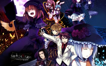 Anime - Umineko No Naku Koro Ni Wallpapers and Backgrounds ID : 186157