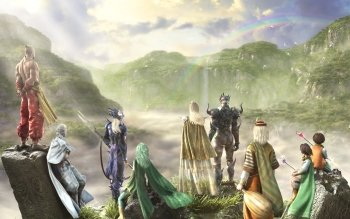 Video Game - Final Fantasy Wallpapers and Backgrounds ID : 186909