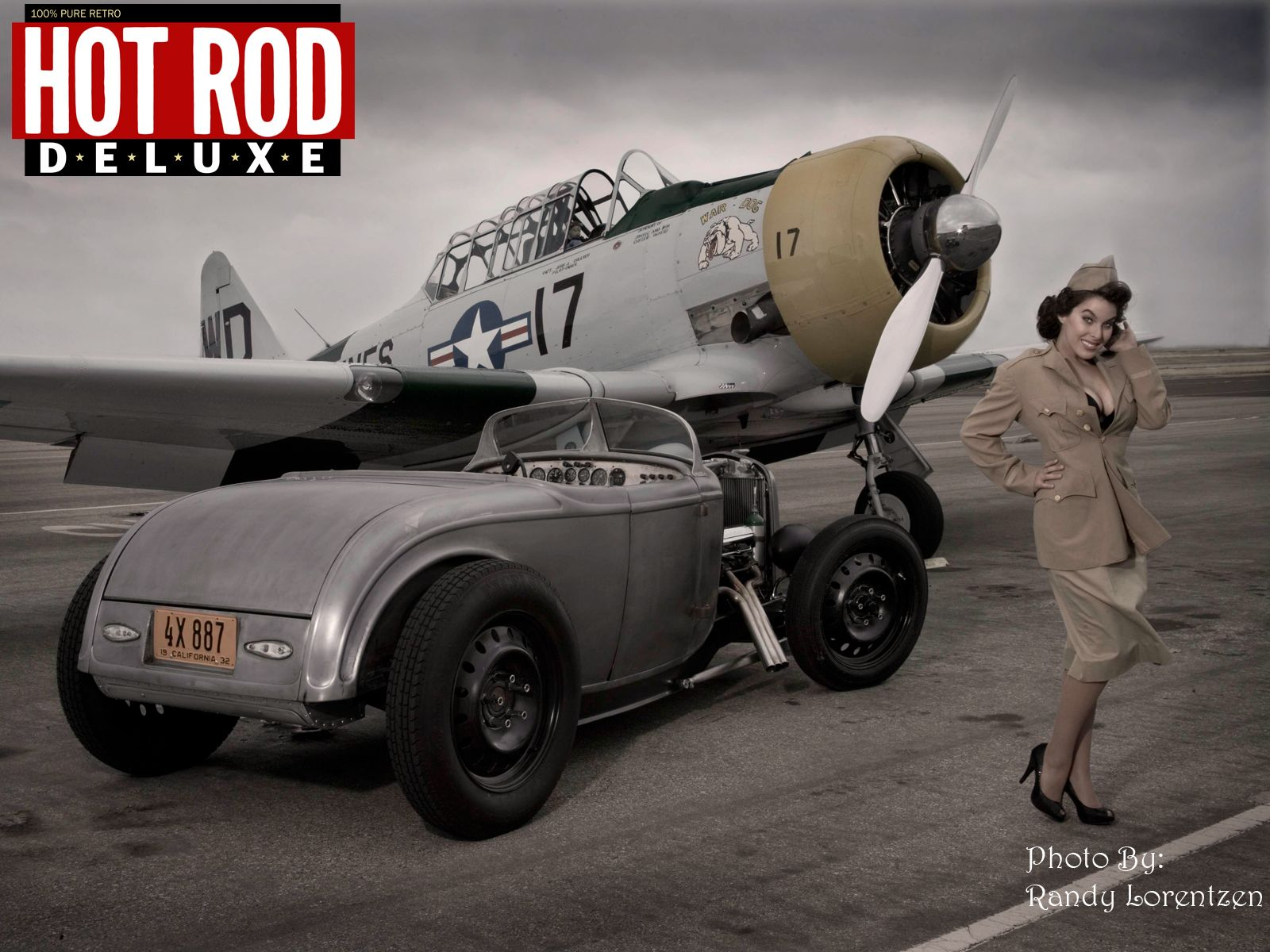 Hot rod wallpaper and background image 1600x1200 id 187495 - Muscle car girl wallpaper ...