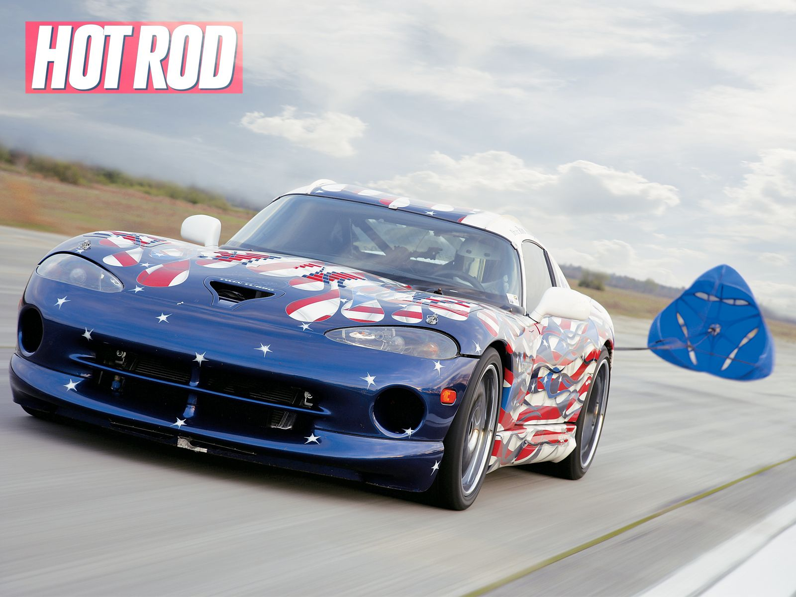Vehicles - Hot Rod  Wallpaper