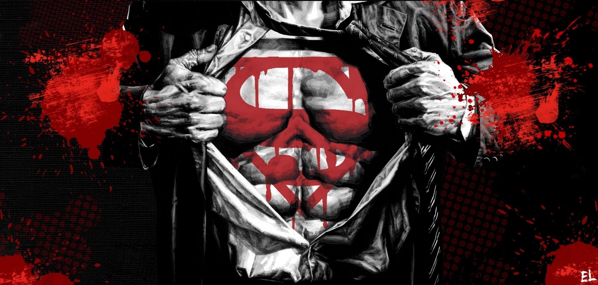 evil superman wallpaper hd - photo #45