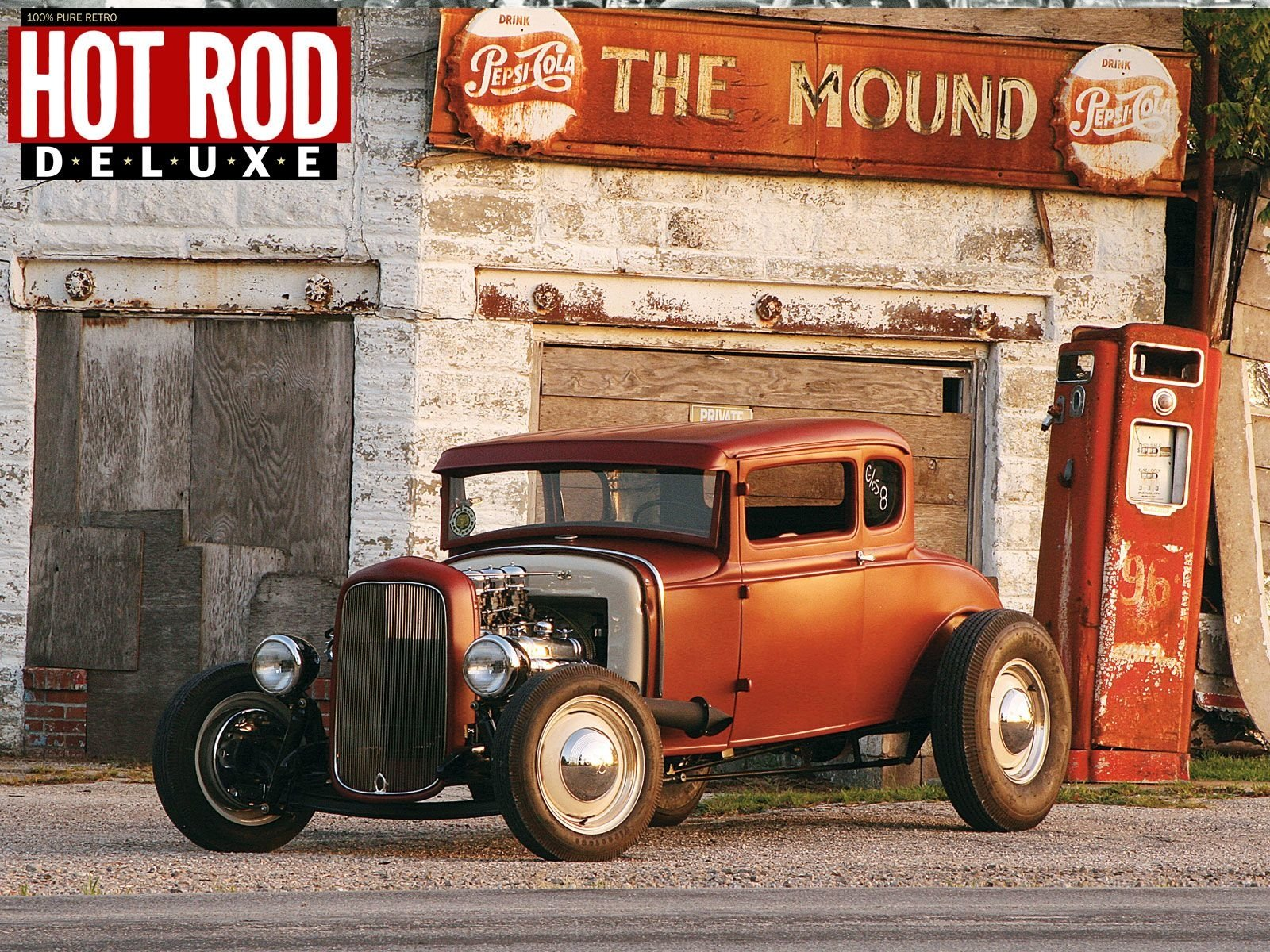 Hot Rod Wallpaper And Background Image 1600x1200 Id 187499
