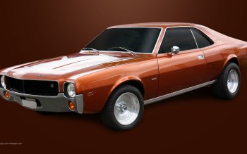 Fahrzeuge - AMC Javelin Wallpapers and Backgrounds ID : 187309