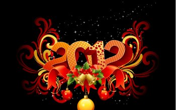 Holiday - New Year Wallpapers and Backgrounds ID : 187795