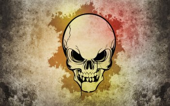 Dark - Skull Wallpapers and Backgrounds ID : 187837
